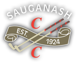 Sauganash Country Club Retina Logo